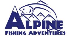 Alpine Fishing Adventures Logo